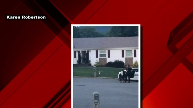 Armed 17-year-old barricaded in home now in custody