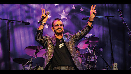 Ringo Starr to perform in Roanoke Tuesday