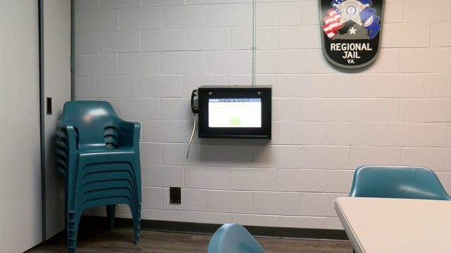 Rockbridge Regional Jail visitations now digital