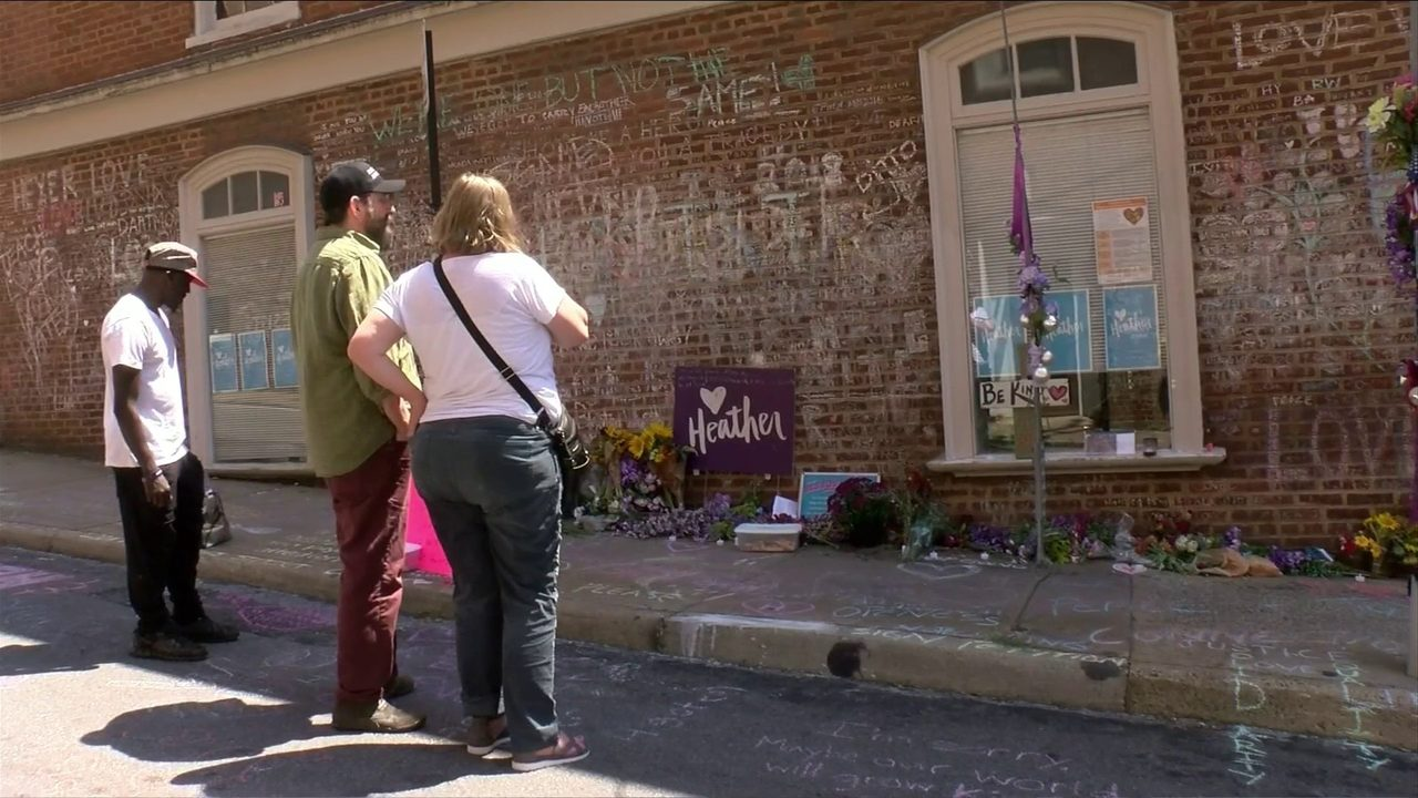 'The hurt is still here' community members say 2 years after deadly Unite the Right Rally
