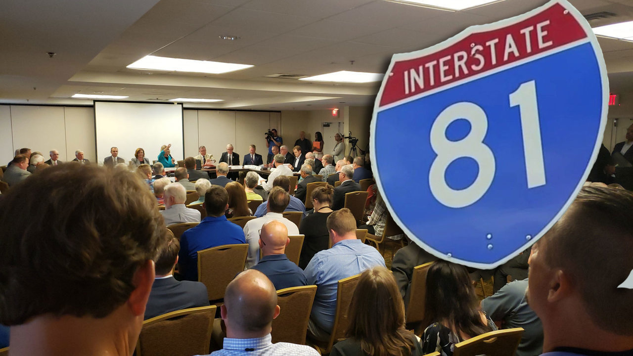 I-81 committee holds first meeting to address changes to 'killer' highway