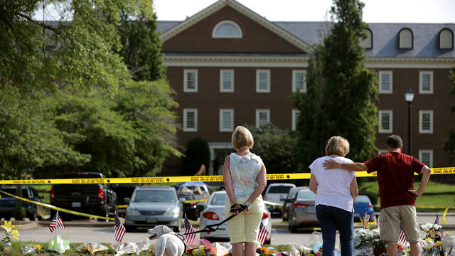 Officials, victims' families split on Virginia Beach mass shooting site's future