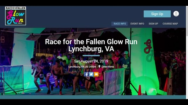 Glow Run race is coming to Lynchburg