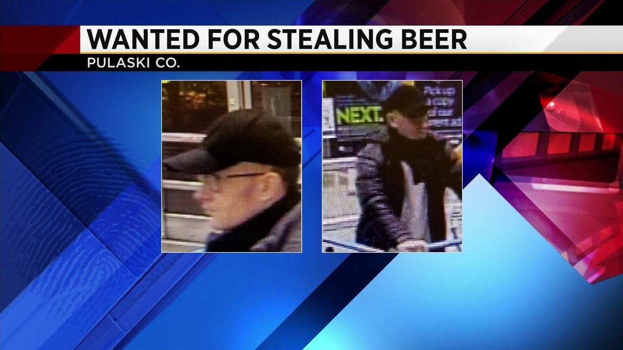 Pulaski County authorities searching for man who stole beer