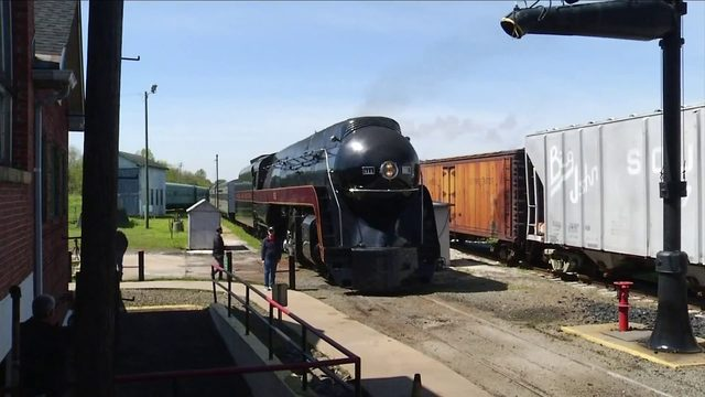 Roanoke's famed 611 locomotive headed to Pennsylvania