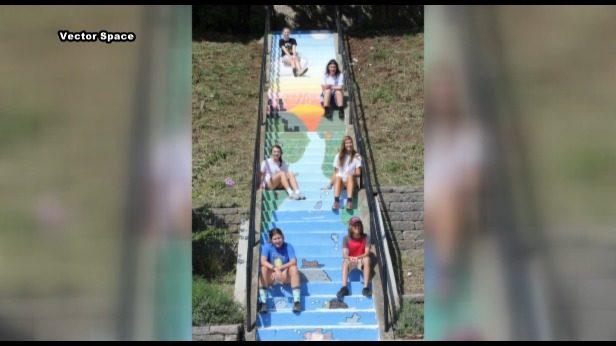 Lynchburg teens create new public art, website to showcase murals across city