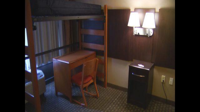 'We're working overtime': Work underway to convert hotel into VT student dorms