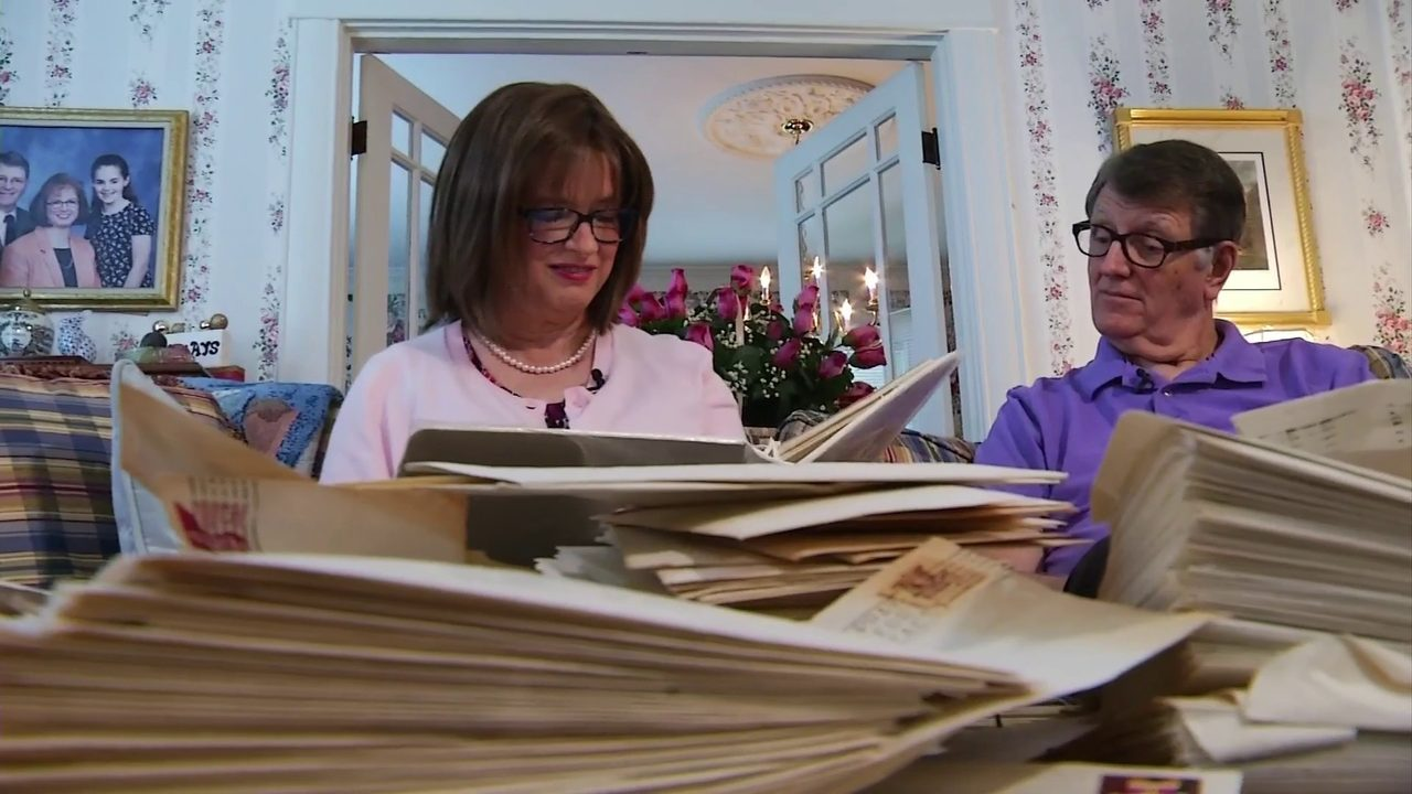 One every day, for 39 years: Meet the local couple that