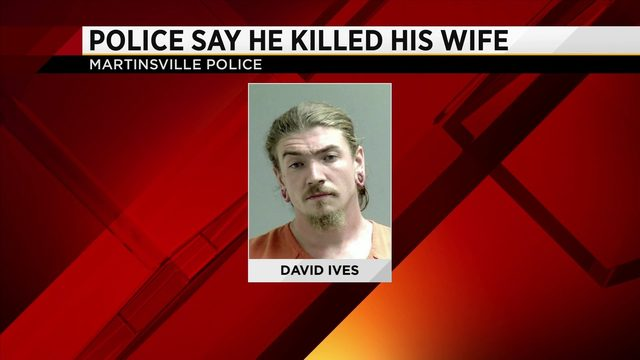 Martinsville man charged with killing his wife