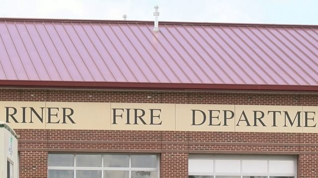 New station for Riner Volunteer Fire Department