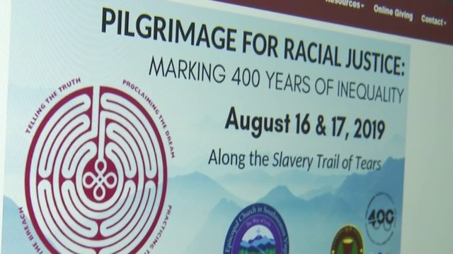 A local Pilgrimage for Racial Justice location focuses on 1890s Roanoke…