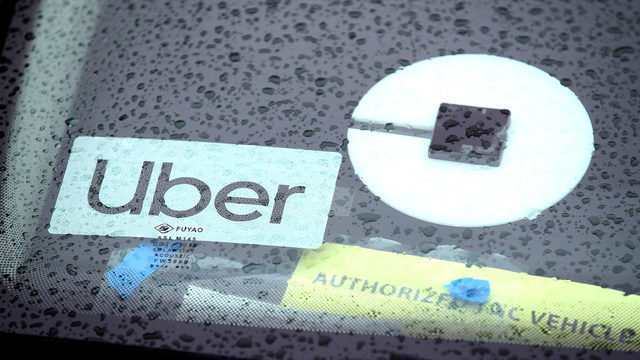 Uber driver convicted of raping intoxicated passenger