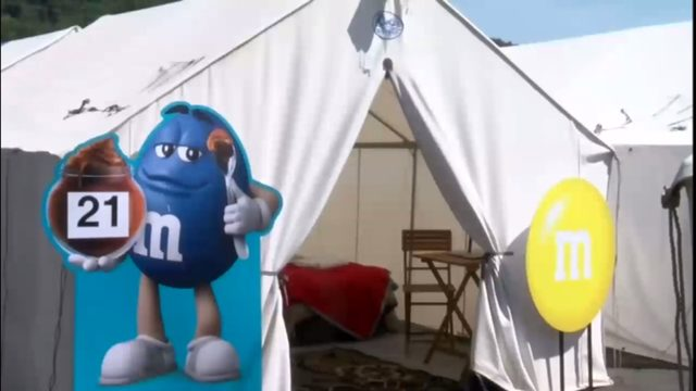 M&M glamping campground mixes style with racing at Bristol Motor Speedway
