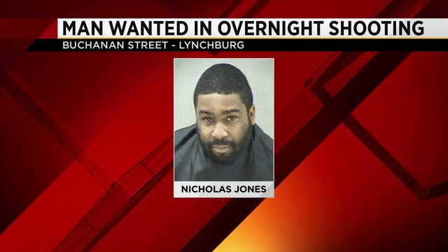 Lynchburg police identify suspect they say shot a woman early Monday morning
