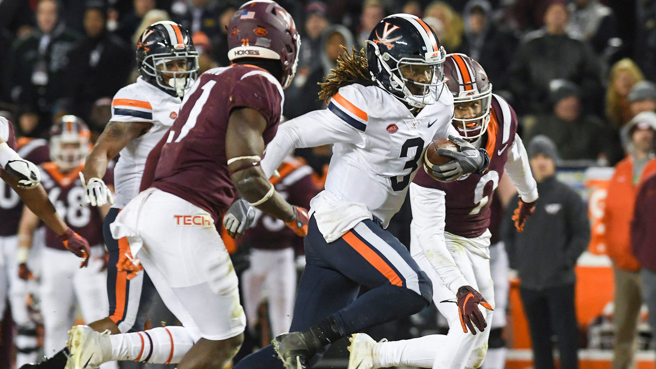AP releases first Top 25 football poll, UVA receives more votes than Virginia Tech
