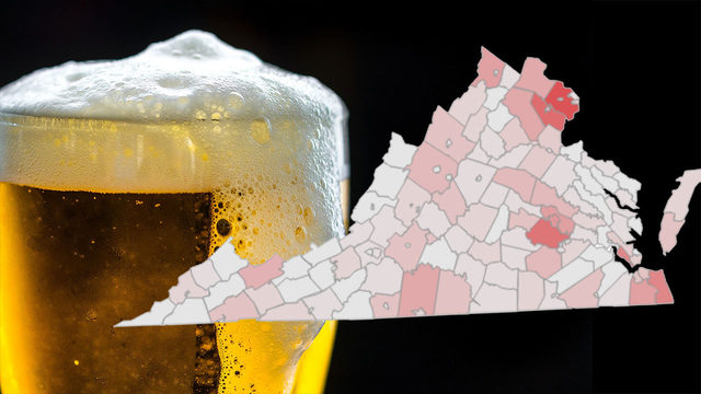 Virginia sees 12% increase in alcohol-related traffic deaths
