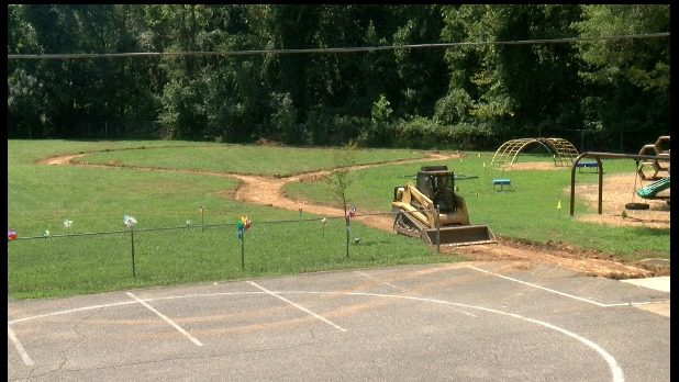 New bike path built for pre-Kstudents in Lynchburg