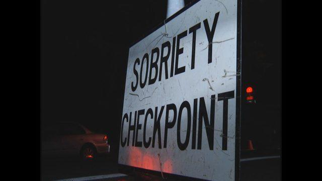 Checkpoint Strikeforce underway in Virginia to combat drunken driving
