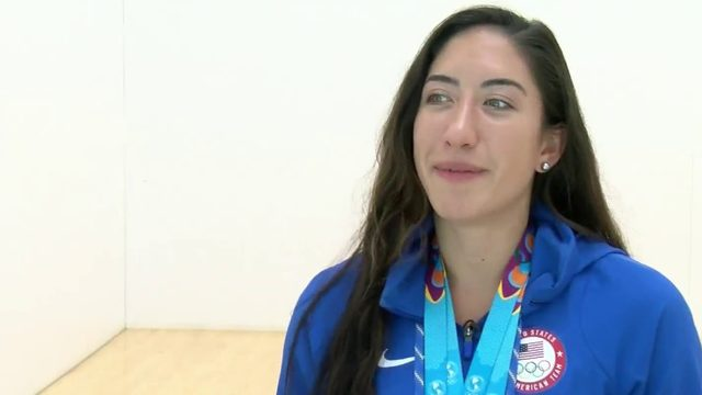 Roanoke woman wins bronze medals at Pan American games