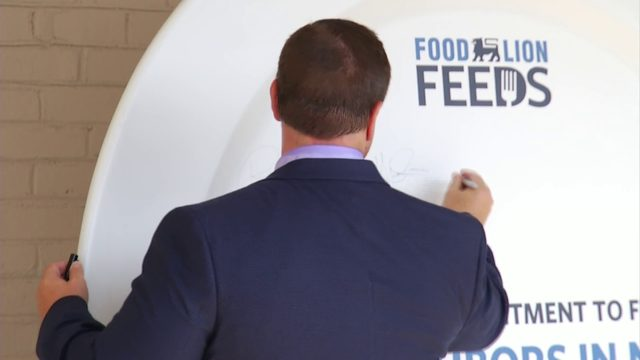 Food Lion continues mission to feed the hungry with new initiative