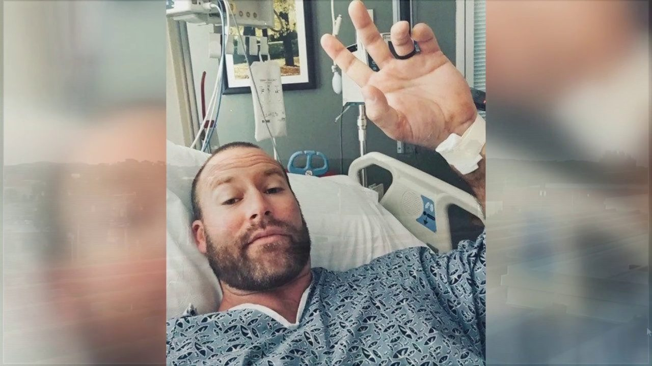 Country music star Drake White's rare condition explained