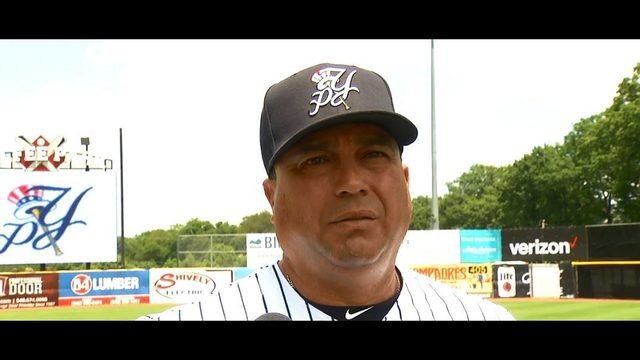 Luis Dorante named 2019 Appalachian League Manager of the Year