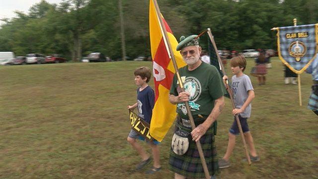 Highland Games brings slice of Scotland to SW Virginia