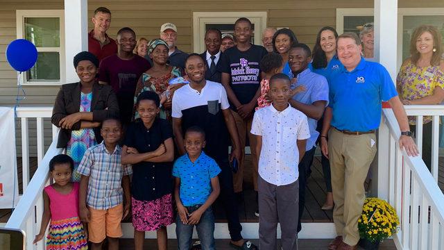 WSLS-TV dedicates fifth Habitat for Humanity 'Home for Good'