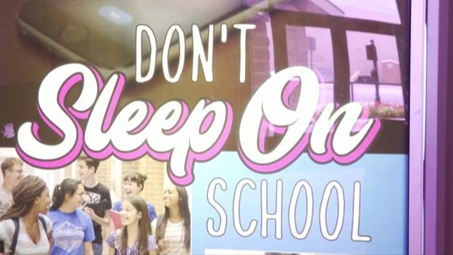 Lynchburg City Schools to launch new attendance campaign: 'Don't Sleep…