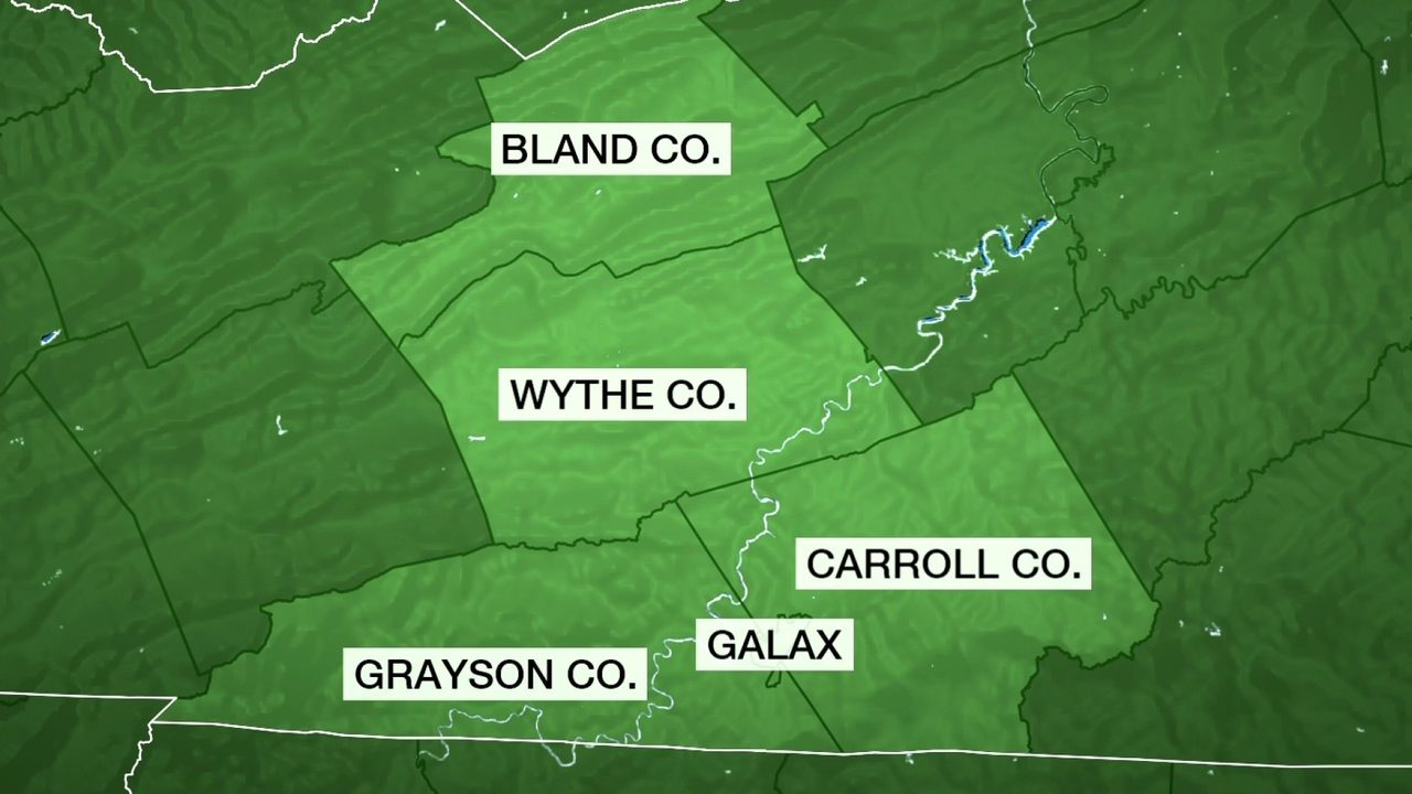 Hepatitis A on the rise in part of southwest Virginia