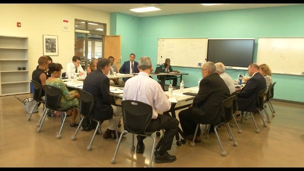 Lynchburg education task force holds first meeting