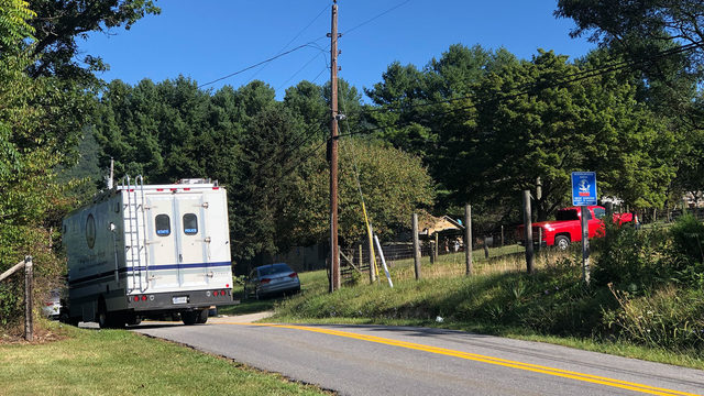 Large state police presence at Catawba home as officers execute warrant
