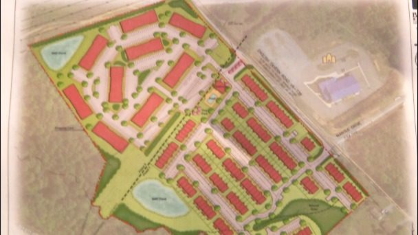 New townhouses,, apartments coming to Campbell County