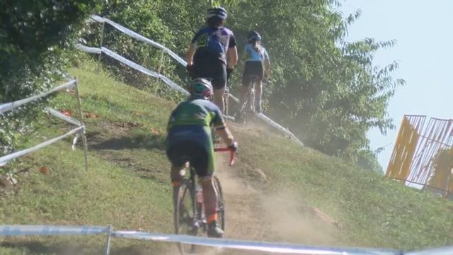 Go Cross Race draws hundreds of cyclocross enthusiasts to Roanoke