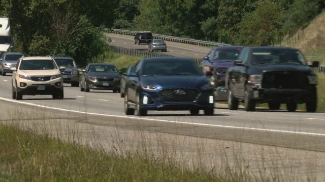 Low gas prices could mean rush of travelers Labor Day weekend