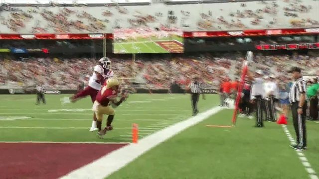 Boston College outduels Virginia Tech in opener 35-28
