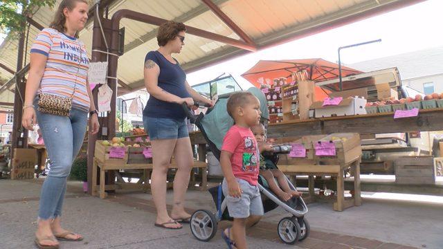 Lynchburg Community Market experimenting with Sunday hours