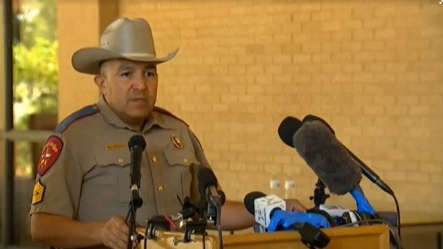 WATCH: Authorities gave briefing on West Texas shooting