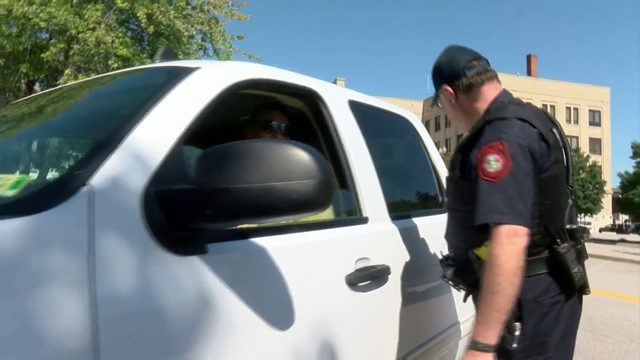 Local police offer perspective on traffic stops in wake of Texas shooting