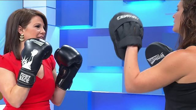 Rock Steady Boxing With Franklin County YMCA