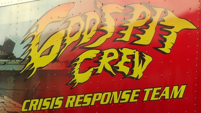 New partnership allows God's Pit Crew to get supplies to hurricane…