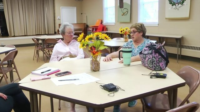 Grandparents support group started in Radford to help those raising…