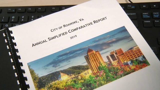 Roanoke City releasing report that will hopefully be easier for the…