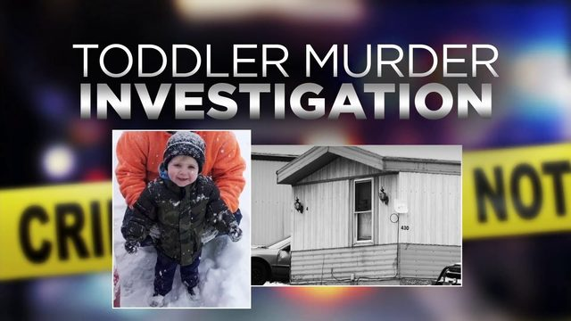 Christiansburg man accused of killing girlfriend's toddler son sees case…
