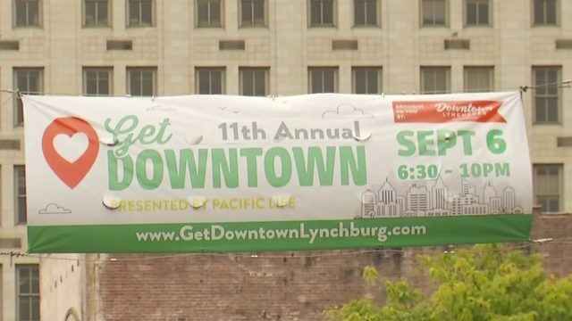 Get Downtown set for 11th year in Lynchburg