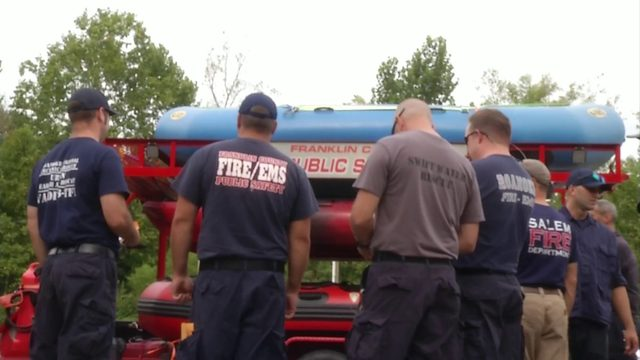 Local first responders headed for Virginia's east coast to support Dorian relief