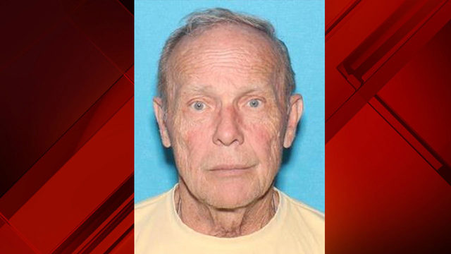 Senior alert issued for 74-year-old man with cognitive impairment who…