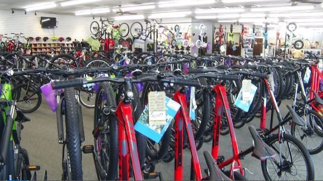 Ironman sparks interest in people seeking to buy road bikes