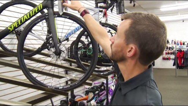 Ironman sparks interest in people seeking to buy road bikes