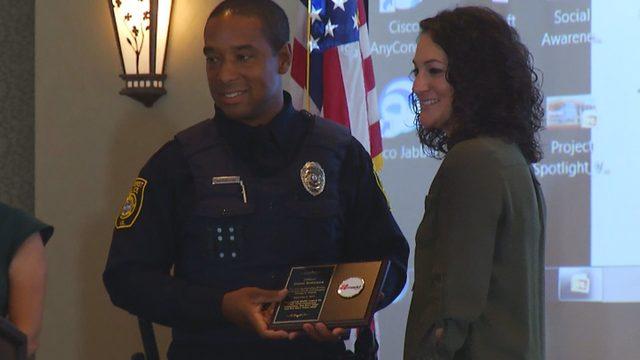 Law enforcement officers awarded for drunken driving arrests